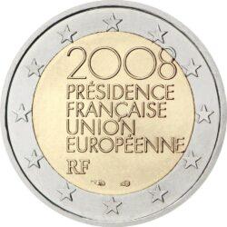 2 евро, Франция (Председательство Франции в ЕС)