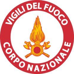 Логотип Национального корпуса пожарных Италии