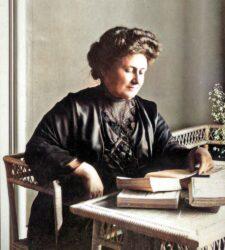 Мария Монтессори (фото 1913 года)