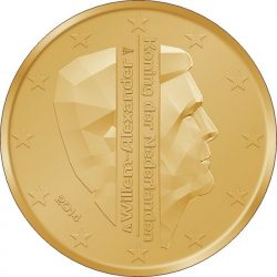 10 евроцентов Нидерландов (тип 2)