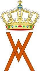Личная монограмма короля Виллема-Александра