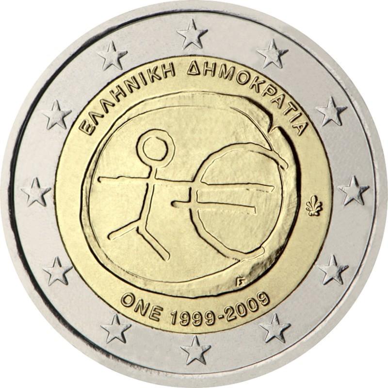 2 евро греция редкие современные монеты россии стоимость каталог цены