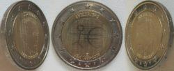 2 евро, Люксембург (10 лет Экономическому и валютному союзу)