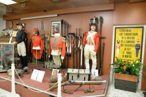 В Музее княжеских карабинеров можно увидеть историю подразделения