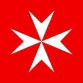 Мальтийский крест - флаг ордена госпитальеров