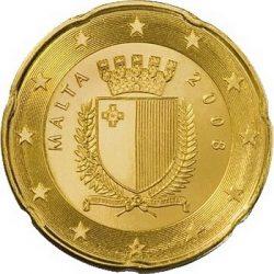 20 евроцентов, Мальта