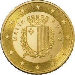 10 евроцентов, Мальта