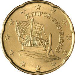 20 евроцентов, Кипр