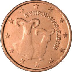 5 евроцентов, Кипр