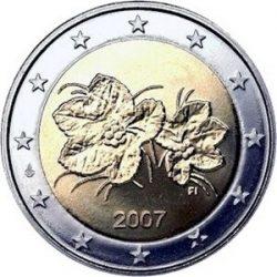 2 евро Финляндии (тип 2)