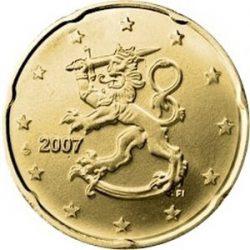 20 евроцентов Финляндии (тип 2)