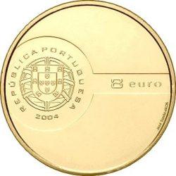8 евро, Португалия (Удар)