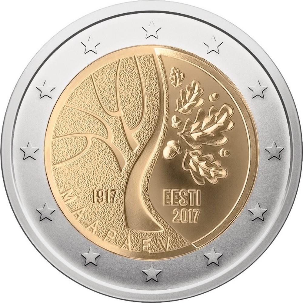 Эмблема монетного двор эстонии 1746 год