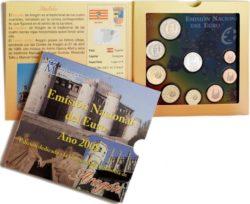 Spain 2008 euroset BU Aragon