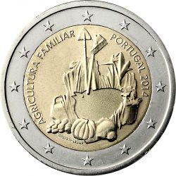 2 евро, Португалия (Международный год семейных фермерских хозяйств)