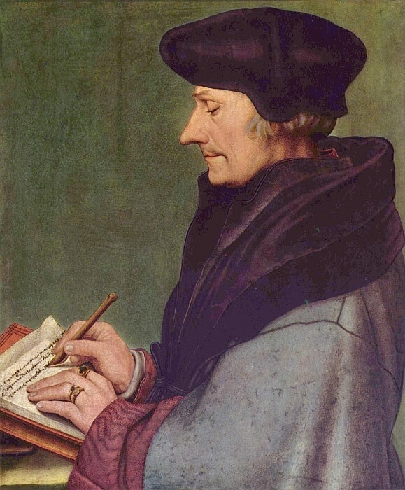 Desiderius Erasmus Roterodamus (1523)
