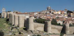 Величественные стены старого города поражают до сих пор