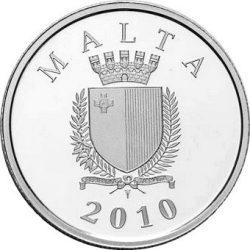 10 евро, Мальта (Оберж-де-Италия)