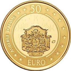 50 евро, Мальта (Оберж-де-Италия)