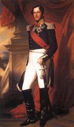 Леопольд I — король бельгийцев с 1831 по 1865 годы