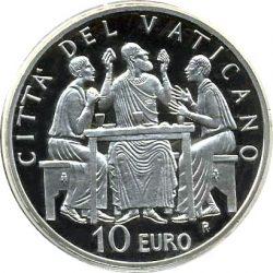 10 евро, Ватикан (Год евхаристии )