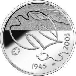 10 евро, Финляндия (60 лет мира в Европе)