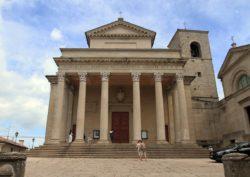 Базилика Святого Марина (ит. Basilica di San Marino)