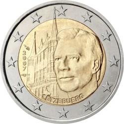2 евро, Люксембург (Дворец Великих герцогов)