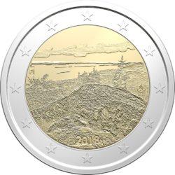 2 евро, Финляндия (Национальный парк Коли)
