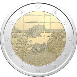 2 евро, Финляндия (Культура финской сауны)