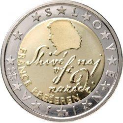 2 евро, Словения