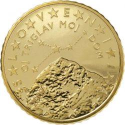 50 евроцентов, Словения