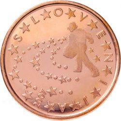 5 евроцентов, Словения