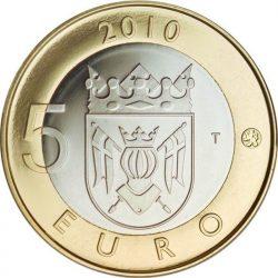 5 евро, Финляндия (Собственно Финляндия)