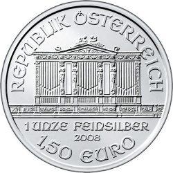 1.5 евро, Австрия (Венский филармонический оркестр)