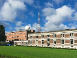 Здание Королевского метеорологического института Бельгии в Уккеле