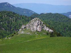 Кралова гора в Велькой Фатре (1.377 над ур. моря)