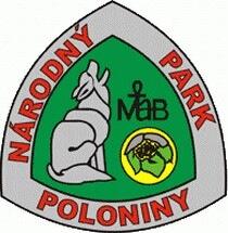 На логотипе национального парка изображён волк