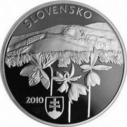 20 евро, Словакия (Национальный парк Полонины)