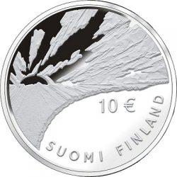 10 евро, Финляндия (Йохан Вильгельм Снелльман)