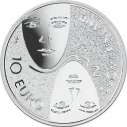 10 евро, Финляндия (100 лет всеобщему избирательному праву)