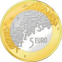 5 евро, Финляндия (Председательство Финляндии в Евросоюзе)