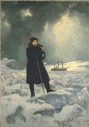 «Путешественник А. Э. Норденшёльд» (Георг Розен, 1888, Национальный музей Швеции)