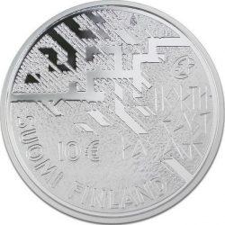 10 евро, Финляндия (Адольф Эрик Норденшёльд и Северный морской путь)
