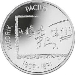 10 евро, Финляндия (200 лет со дня рождения Фредрика Пациуса)