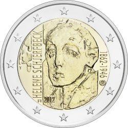 2 евро, Финляндия (150 лет со дня рождения Хелены Шерфбек)