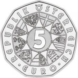5 евро, Австрия (Председательство в Евросоюзе)