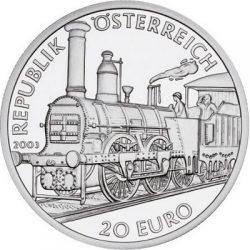 20 евро, Австрия (Эпоха Бидермейер)