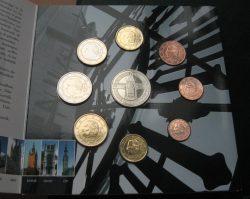BU coins