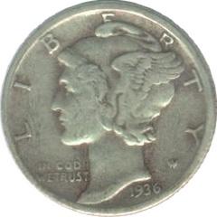Very fine coin